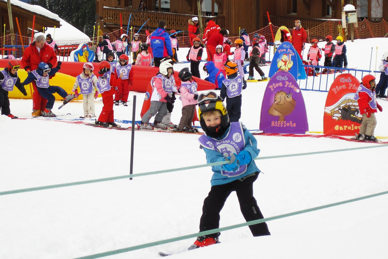 Keep Your Kids Active This Winter | Dr. Jerod