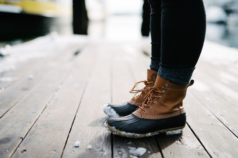 Winter Fitness Boots | Dr. Jerod
