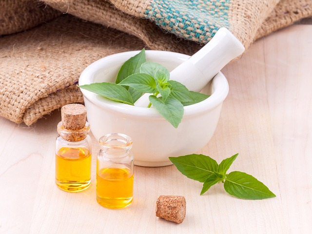 essential oils | Dr. Jerod