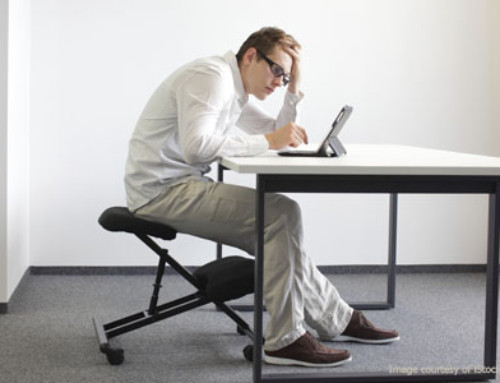 Maintaining Your Posture at Work